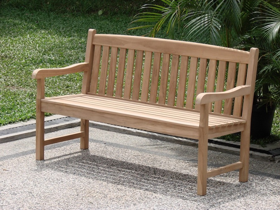 enjoy the warmth of the morning sunshine at your garden from the outdoor teak bench the teak bench is an ideal piece of furniture for people - Teak Bench