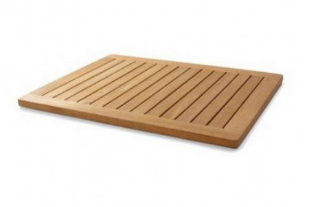 "36"" Extra Large Teak Door Mat"