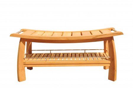 Estate Size Shower Bench