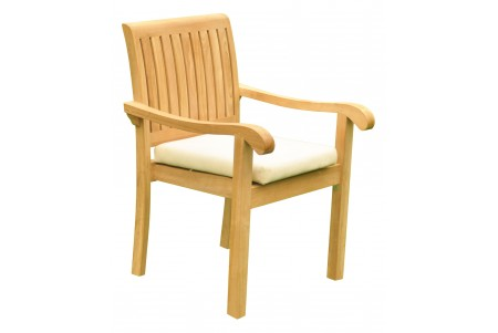 Napa Stacking Arm Chair