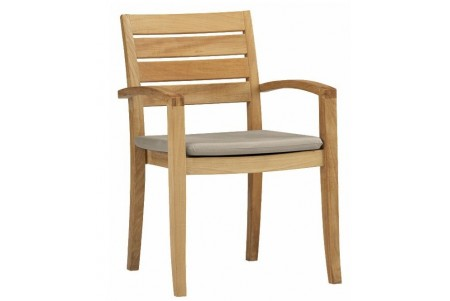 Travota Stacking Arm Chair