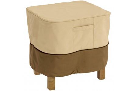 """Veranda Extra Small Ottoman/Side Table Cover - (21"""" L x 21"""" W x 17"""" H) #70972"""