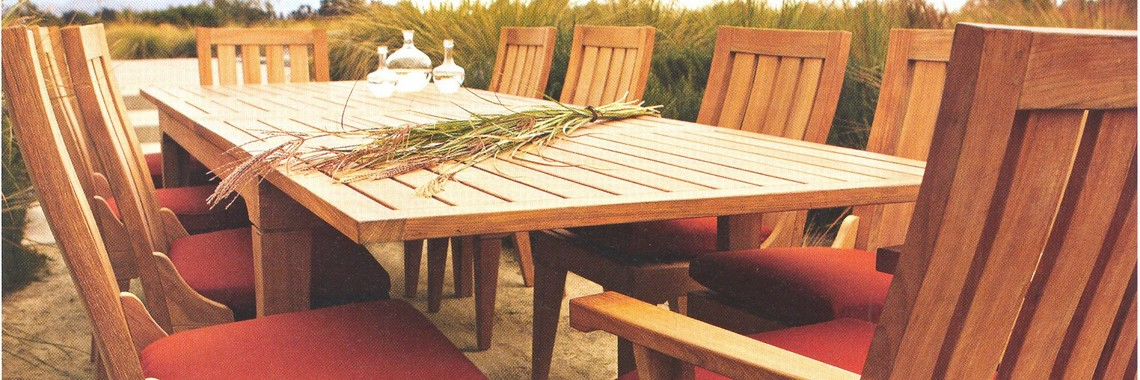 Teak Patio Collection