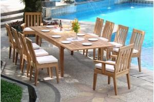 Caranas Arm/Armless Chairs Collection