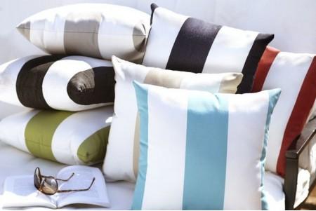 """Sunbrella Fabric Pillows - 18"""" Square"""