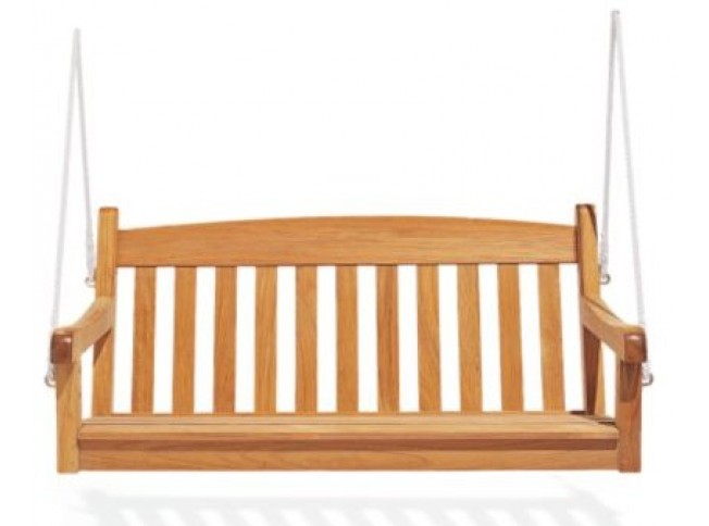 Devon Swing Bench 4 Feet Teak Outdoor Furniture