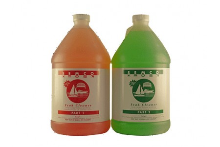 Semco 2 Two Part Cleaner (1 Gallon)