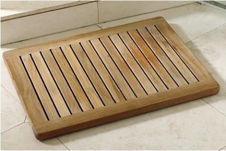 Outdoor Teak Doormats