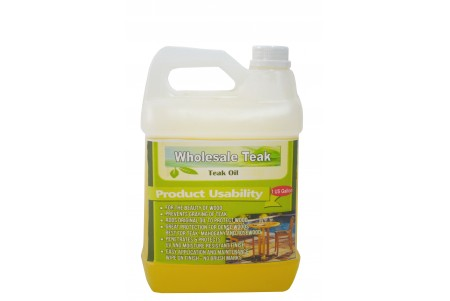 Wholesale Teak Oil, 1 GALLON