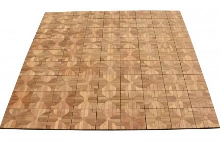 """Teak Deck Tiles (12"""" x 12"""")"""