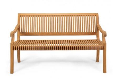 Giva Outdoor Teak Bench (4 Feet)