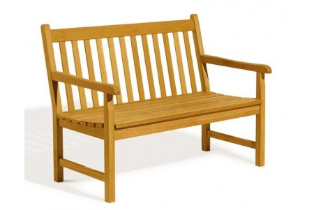 Mas Outdoor Teak Bench (4 Feet)