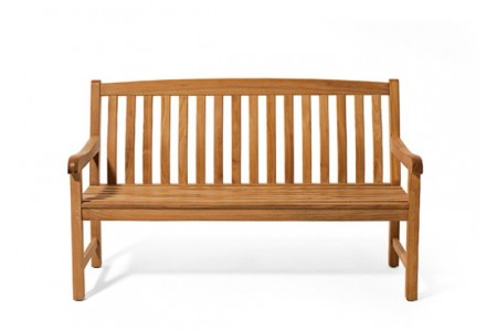 Devon Outdoor Teak Bench (5 Feet)