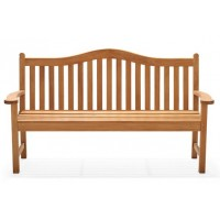 Terra Outdoor Teak Bench (5 Feet)