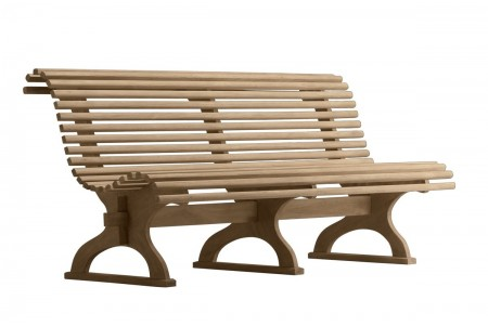 Trolley Car Bench (6 Feet)