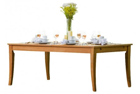 "122"" Atnas Rectangle Dining Table"