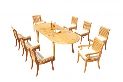 9 pcs dining