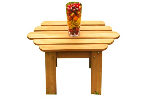"27.5"" Adirondack Side Table"