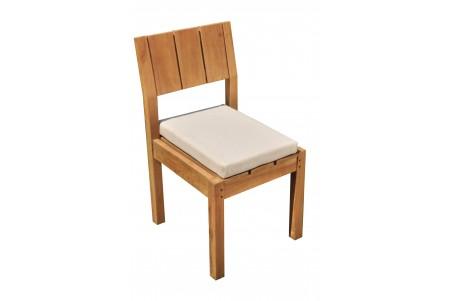 Vera Armless Chair