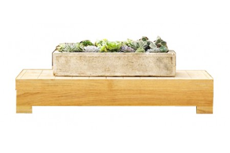 Leveb Rectangle Coffee Table