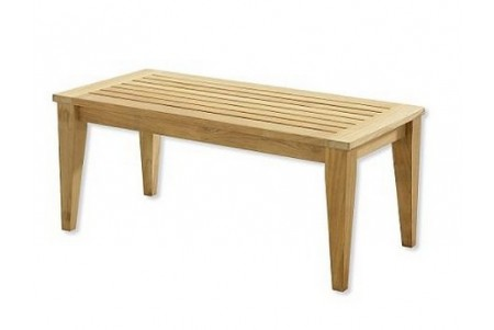 Sack Rectangle Coffee Table