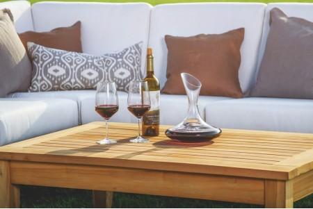Atnas Rectangle Coffee Table