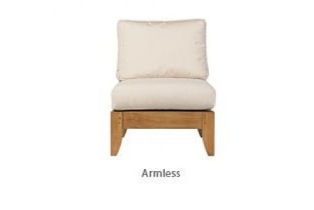 Atnas Sectional Armless Lounge Chair