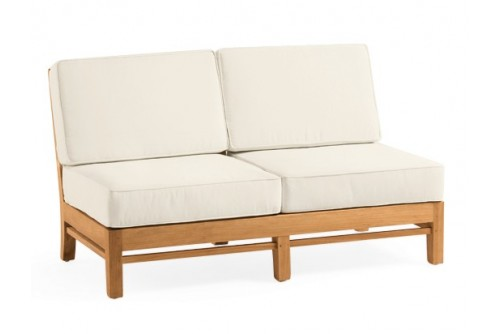 Delmar Sectional Love Seat