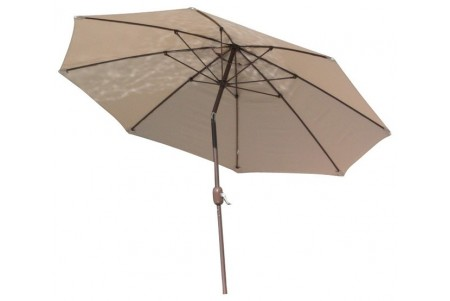 9 Feet Round Umbrella (Aluminium Pole)